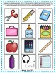 INTERACTIVE FILE FOLDER: School Theme  (Autism and Special