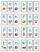 "PHONICS Interactive Segmenting Flashcards (CVC Short ""E"")"