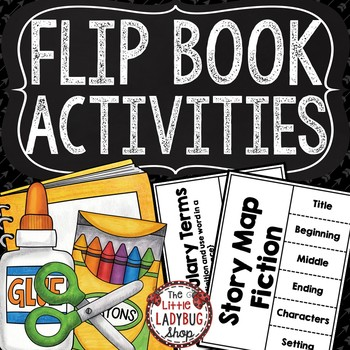 Interactive Flip Book Activities