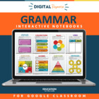 Grammar Interactive Notebooks, Parts of Speech
