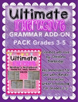 Interactive Grammar Notebook Grades 3-5