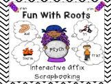 Interactive Greek Root (prefix/suffix)  Scrapbooking Fun