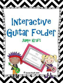 Interactive Guitar Folder