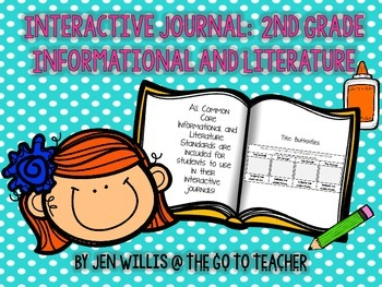 Interactive Journal: Informational and Literature