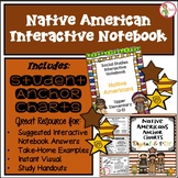 Interactive Journal / Notebook NATIVE AMERICANS - Social S