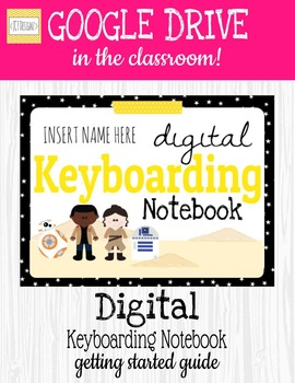 Interactive Keyboarding Notebooks, keyboarding notebook, s