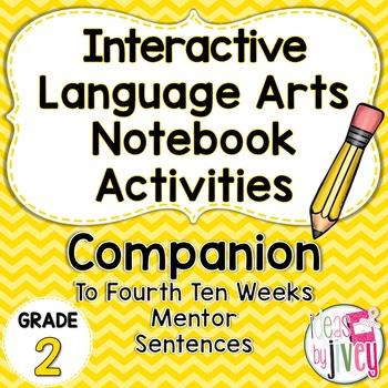 Interactive Language Arts Activities: FOURTH Mentor Senten