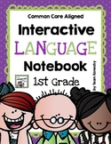 Interactive Language Notebook - First Grade