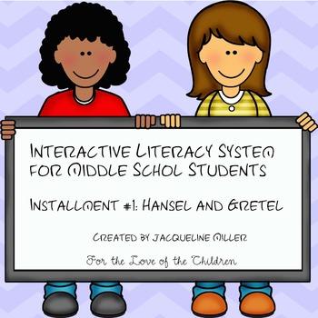 Test Prep and Interactive PowerPoint Bundle Installment #1