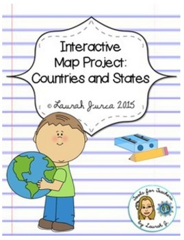 Web 2.0 Interactive Map Project: Countries and States {Tec