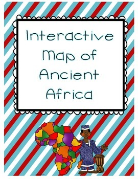Interactive Map of Ancient Africa