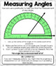 Angles Interactive Math Journal