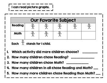 Interactive Math Journal - No Prep (GoMath-1st Grade) Chap
