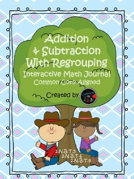 Interactive Math Notebook: Addition And Subtraction with R
