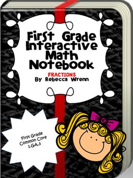Interactive Math Notebook Fractions
