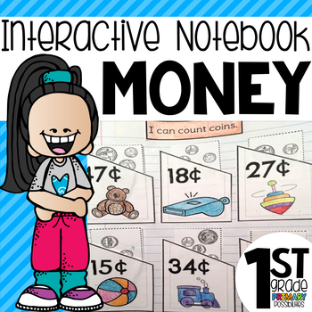 Interactive Math Notebook { Money }
