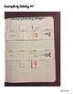 Interactive Math Notebook: Multiplying & Dividing Integers