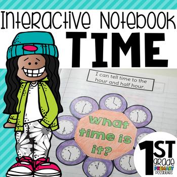 Interactive Math Notebook { Time }
