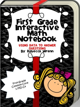 Interactive Math Notebook Using Data from Graphs to Answer