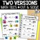 Interactive Math Tiles: Ten Frame Addition