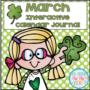 March Daily Calendar/Weather Activities...Math review and