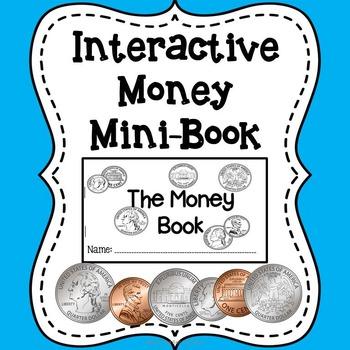 Interactive Money Mini-Book