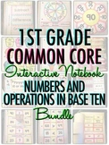 Interactive Notebook: 1st Grade CCSS Numbers and Operation