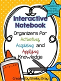 Interactive Notebook: Activating, Acquiring and Applying K