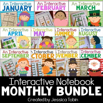 Interactive Notebook Activities