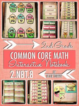 Interactive Notebook Activities - Adding and Subtracting 1