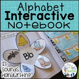 Back to School - Alphabet ID & Sounds Interactive Notebook