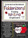 Interactive Writing Organizers