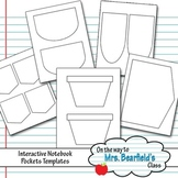 Interactive Notebook Templates {Pocket Style}