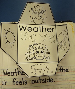 Interactive Notebook Science-Weather (Spanish and English)