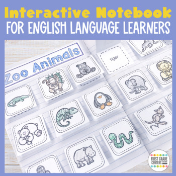 Interactive Notebook:English Language Learners and Spellin