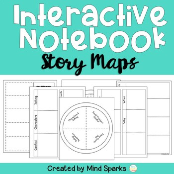 Interactive Notebook (Story Map Pages)