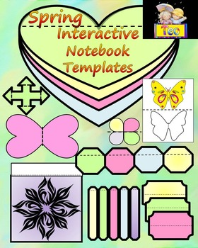 Interactive Notebook Template - Personal or Commercial Use