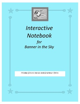 Interactive Notebook for Banner in the Sky