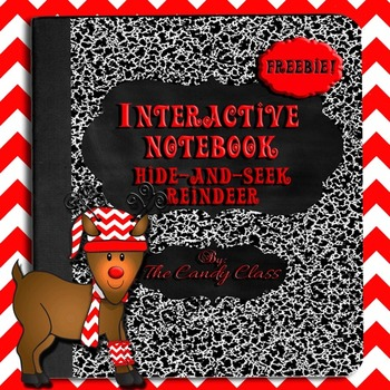 Interactive Notebook for Math Journal Entry: Hide-and-Seek