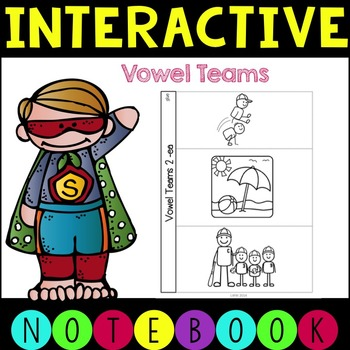 Interactive Notebook for Vowel Teams