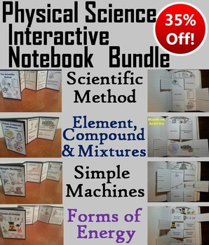 Physical Science Interactive Notebooks