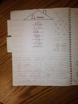 Interactive ELA Notebooks Bundle -First Grade
