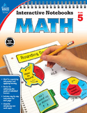 Interactive Notebooks Math Grade 5 SALE 20% OFF 104650