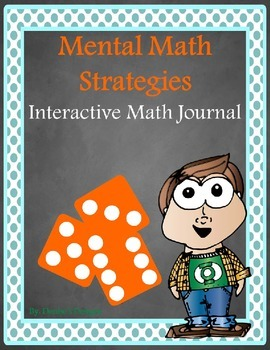 Mental Math Strategies Interactive Notebook