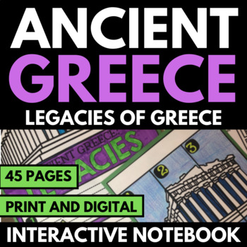 Social Studies Interactive Notebook Resources - Graphic Or