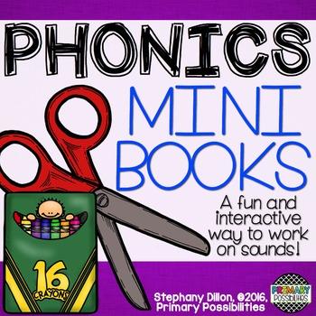 Interactive Phonics Mini Books