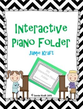 Interactive Piano  Folder