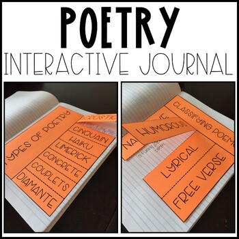 Interactive Poetry Journal (Multi-Level)
