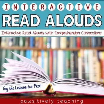 Interactive Read Aloud Free Sample Pack