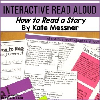 Read Aloud: How To Read a Story